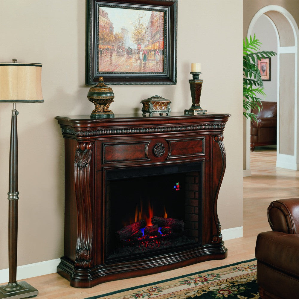 Classic Flame Lexington Electric Fireplace Mantel (33WM881-C232)