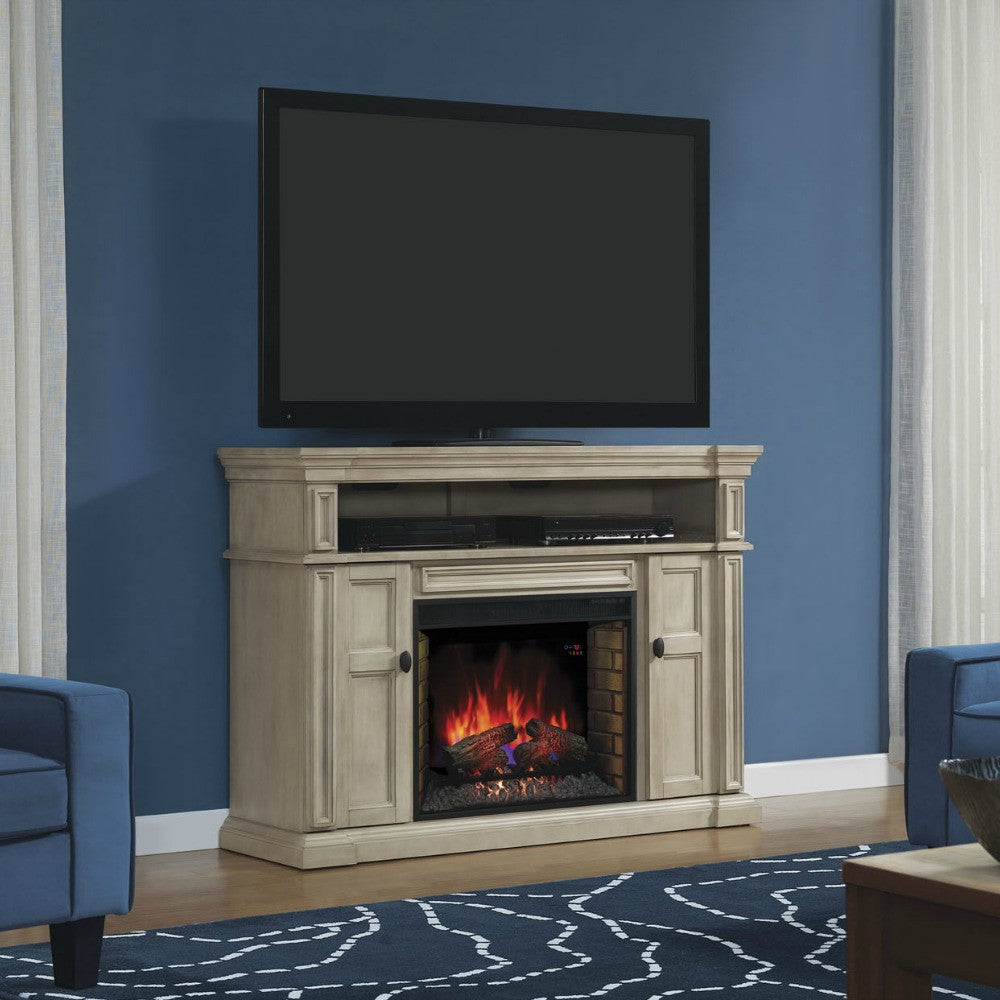 Classic Flame Wyatt Electric Fireplace Multimedia Console (28MM4684-T477)
