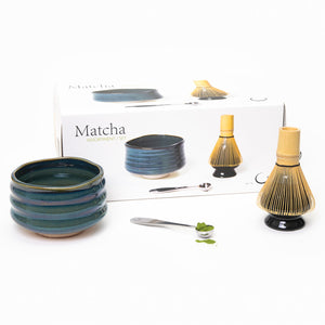 Ensemble à Matcha