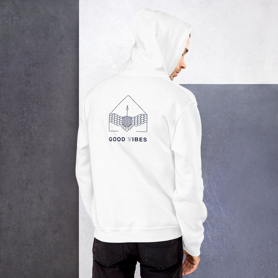 Hoodie Good Vibes - Limited edition