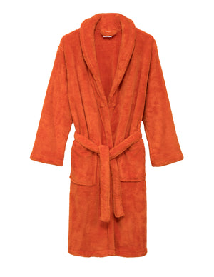 TowelSelections Girls Robe, Kids Plush Shawl Fleece Bathrobe