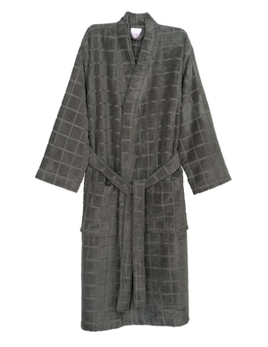 TowelSelections Women's Robe, Fleece Cotton Terry-Lined Water Absorbent Bathrobe