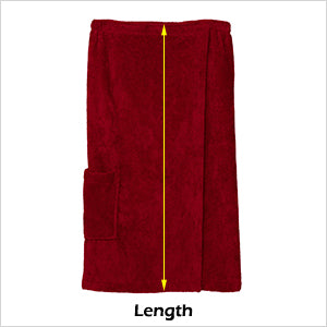TowelSelections Women's Wrap, Shower & Bath, Terry Spa Towel
