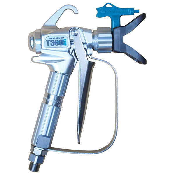 T360 4F Airless Spray Gun With Tip and Guard