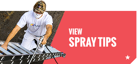 View TriTech sprayer reversible tips