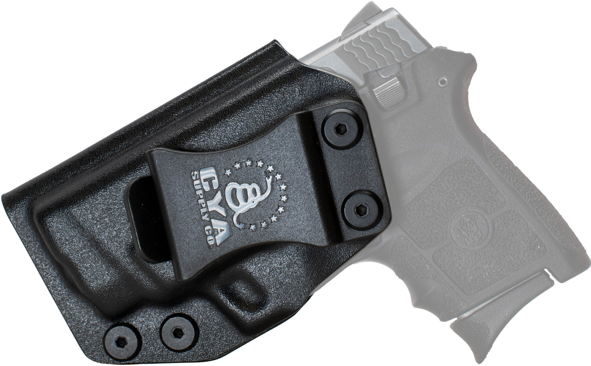 Fits S/&W Bodyguard .380 Cytac Locking Quick Draw Carry Holster CY-JB