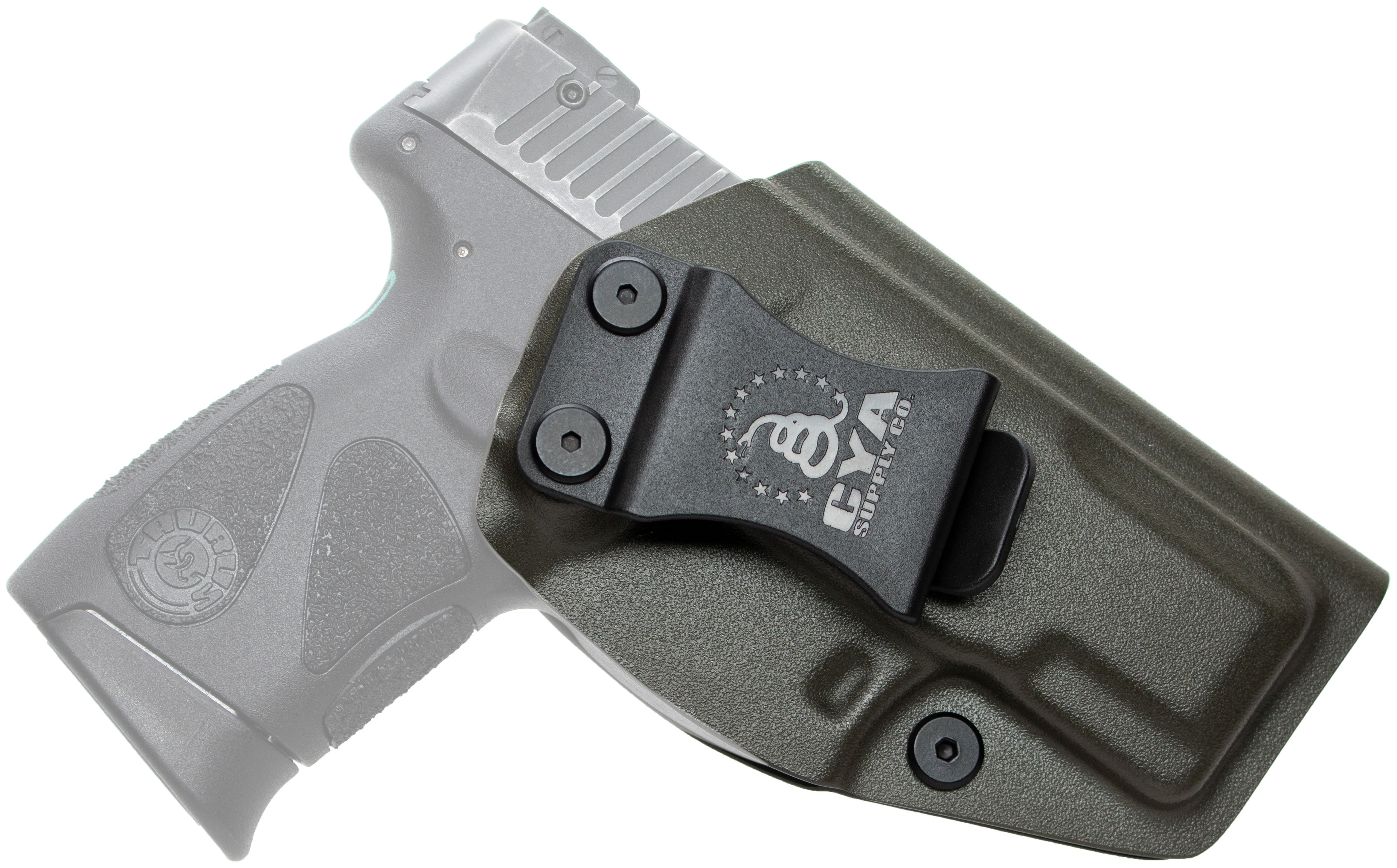 Taurus PT111 Millenium G2 / G2C IWB Holster for Concealed Carry