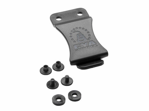 IWB Injection Molded Belt Clip