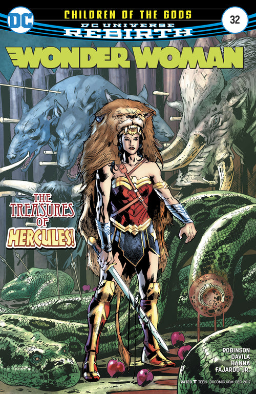 Wonder Woman | 32 | Comic