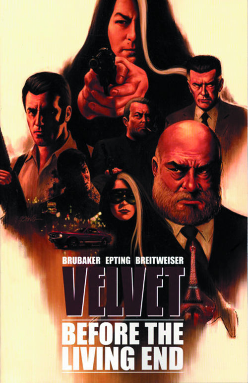 Velvet, Volume 1: Before the Living End