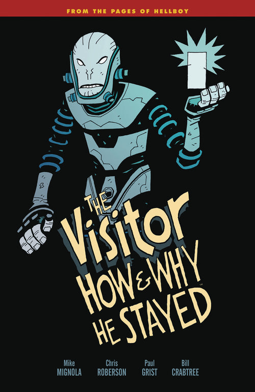 The Visitor: How & Why He Stayed
