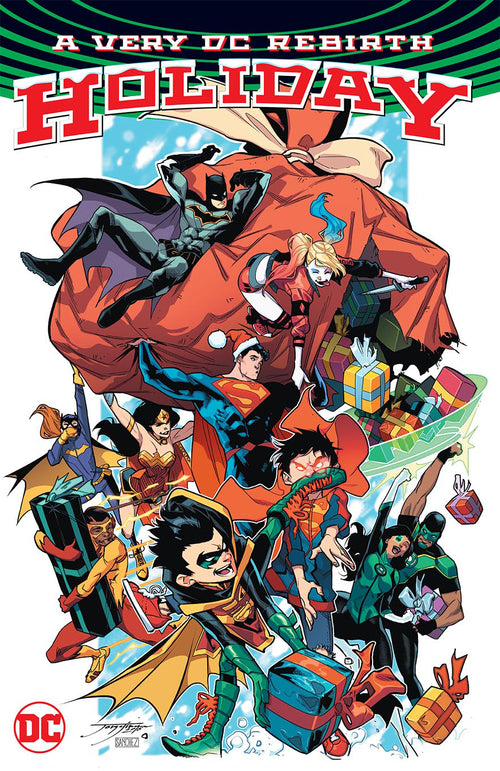 A Very DC Rebirth Holiday | Paperback