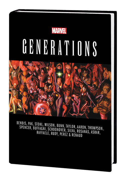 Generations, Hardcover Edition