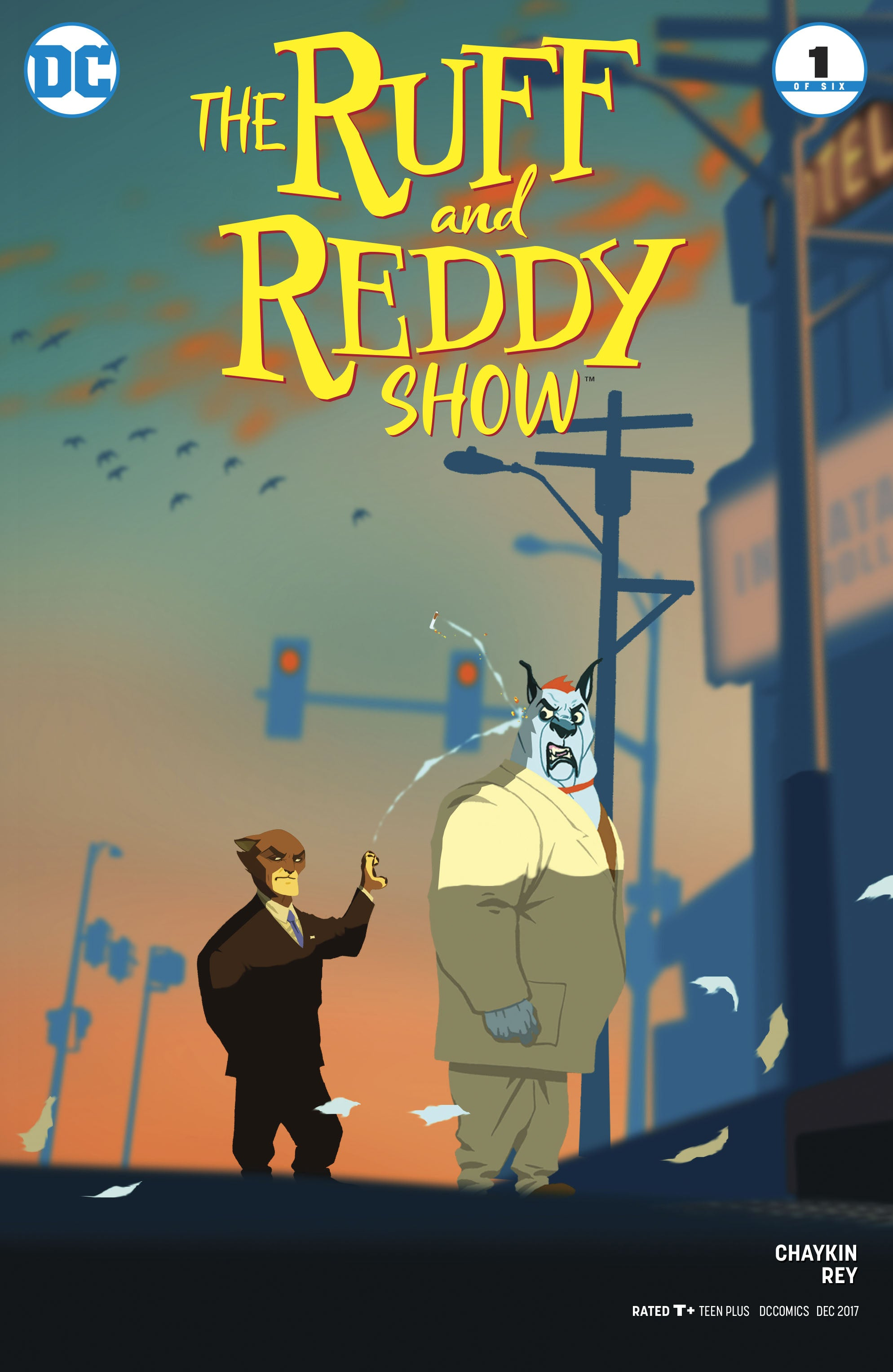 Ruff and Reddy Show
