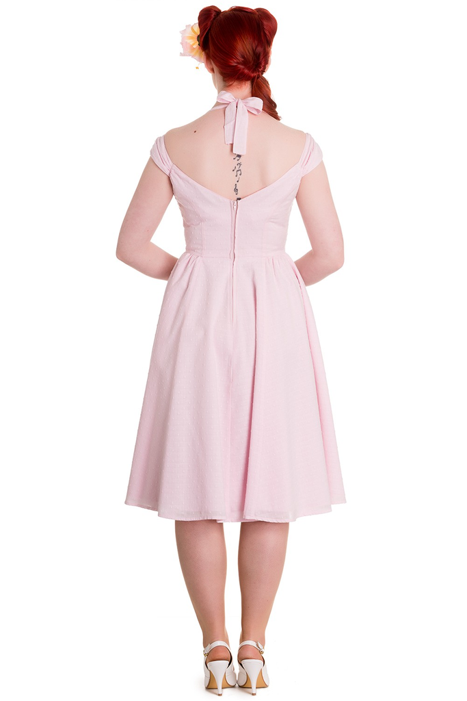 Eveline Dress | Pretty in Pink | S