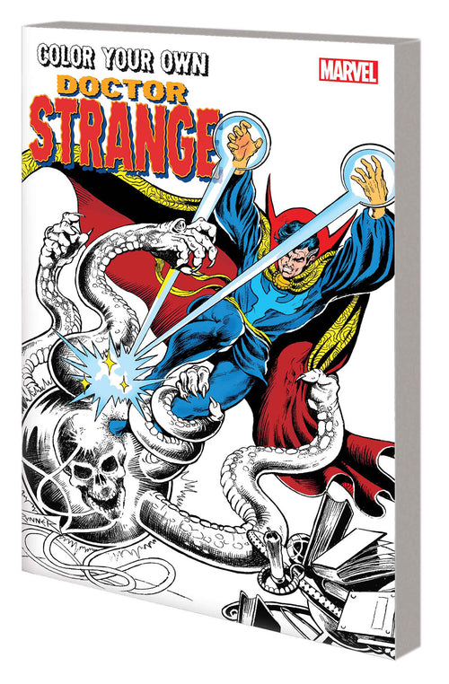 Color Your Own: Doctor Strange