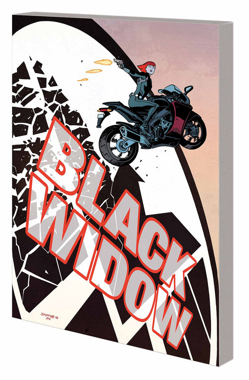Black Widow, Volume 1: SHIELD's Most Wanted