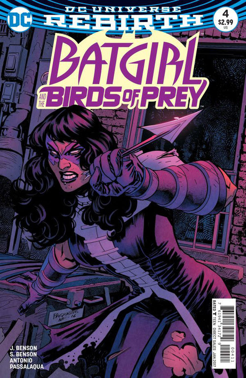 Batgirl & the Birds of Prey | 4 | Comic