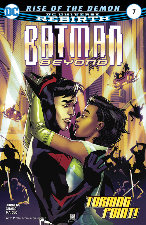 Batman Beyond | 7 | Comic