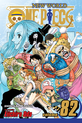 One Piece, Volume 82