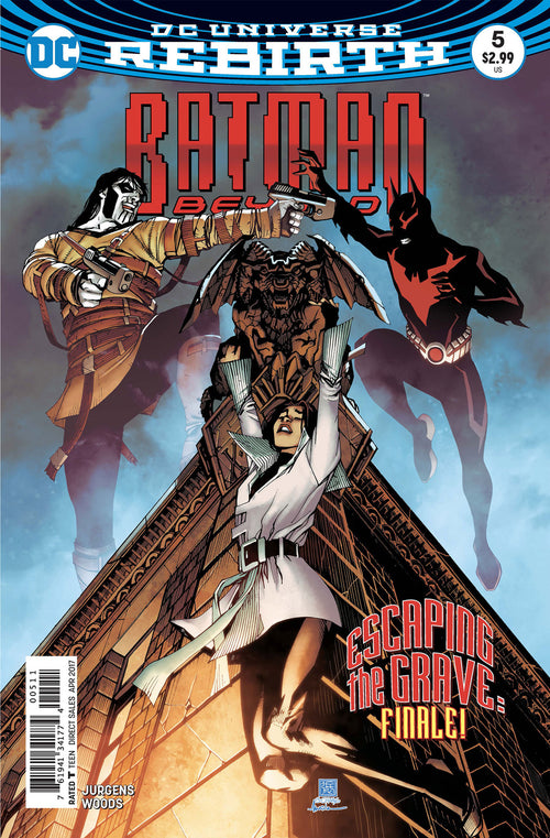 Batman Beyond | 5 | Comic