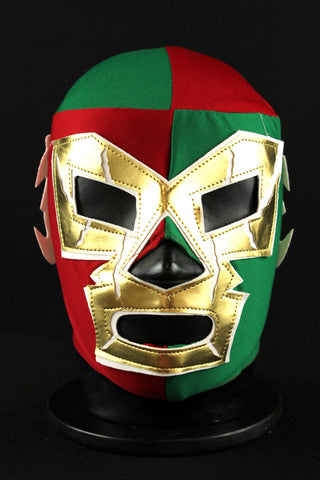 Penelope Red Lucha Libre Mask