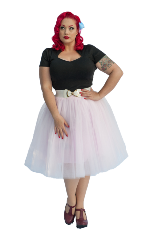 Adult Tutu Skirt - Fairy Floss Pink
