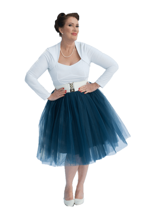 Adult Tutu Skirt | Navy | 16 - 20