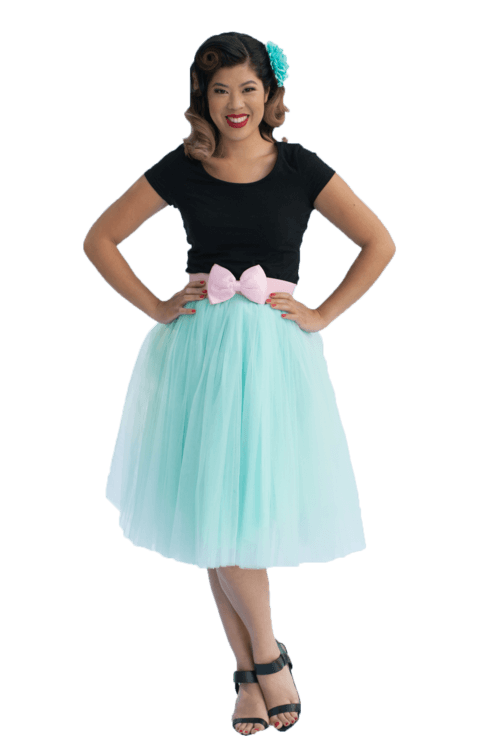 Adult Tutu Skirt - Soft Mint