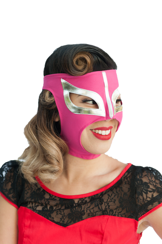 Dragón Rojo Jr | Red | Lucha Libre Mask