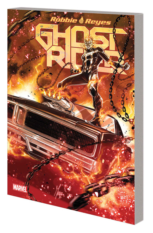 Ghost Rider, Volume 1: Four on the Floor