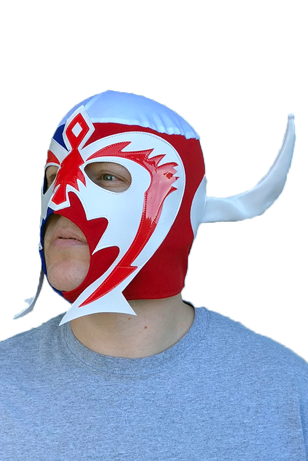Psicosis Lucha Libre Mask