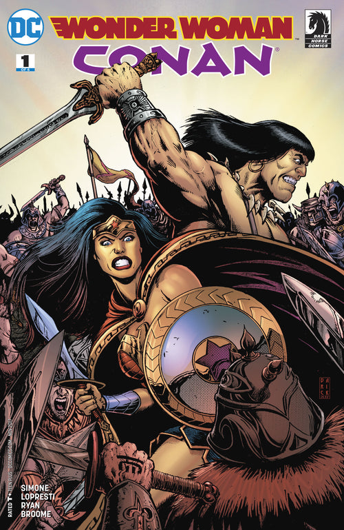 Wonder Woman | Conan | 1 | Comic