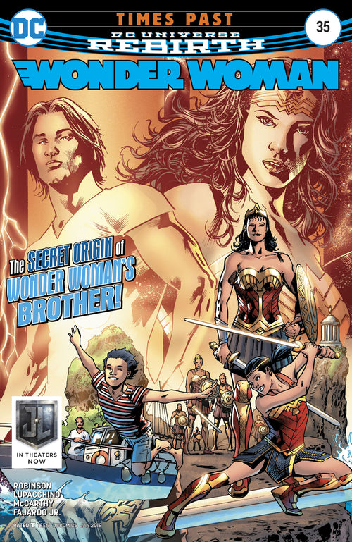 Wonder Woman | 35 | Comic