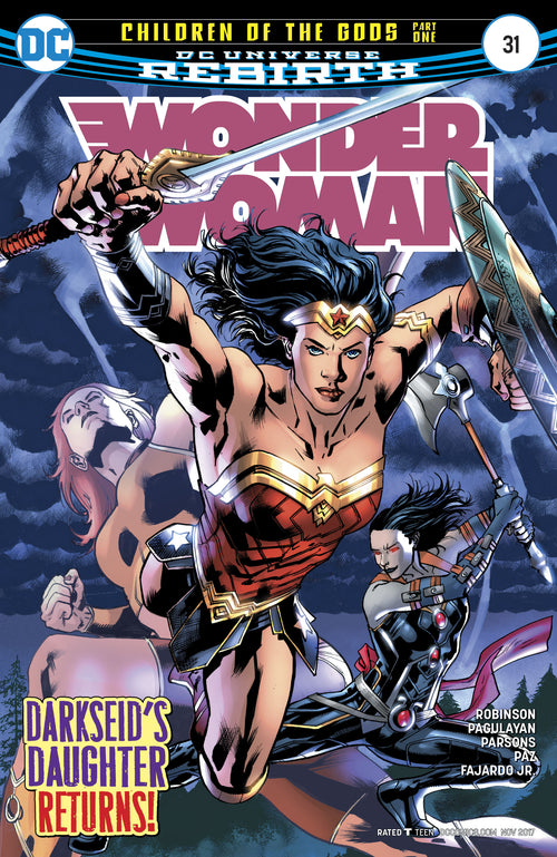 Wonder Woman | 31 | Comic