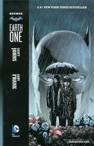 Batman: Earth One, Volume 1 (Hardcover Edition)