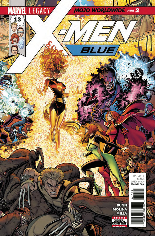 X-Men | Blue | 13 | Comic