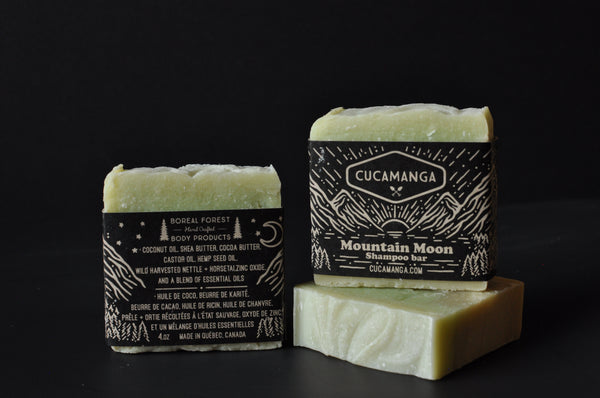 Mountain Moon Shampoo Bar