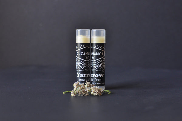Yarrow Lip Balm