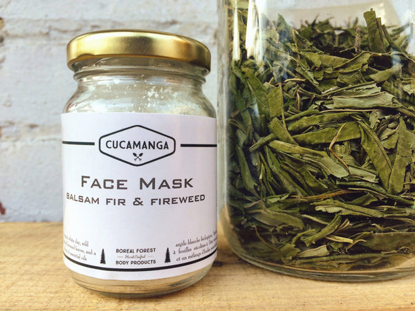 Face Mask: Balsam Fir & Fireweed