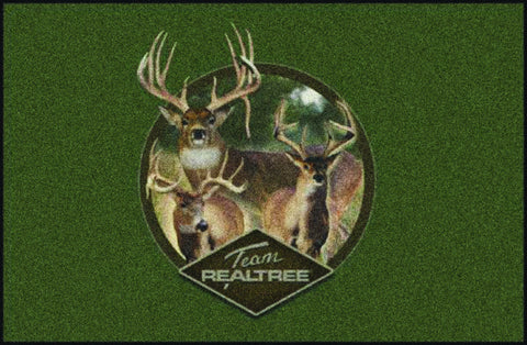 Realtree Team Realtree Bucks IX Rug