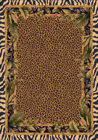 Top 30 Jungle Safari Rug