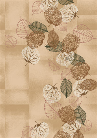 Top 30 Dancing Leaves Rug