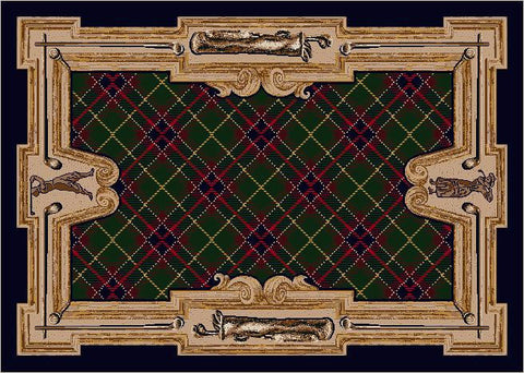 Seasonal Highland Rug