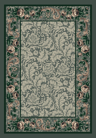 Innovations Rose Damask Rug