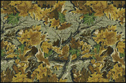 Realtree Advantage Solid Camo Rug
