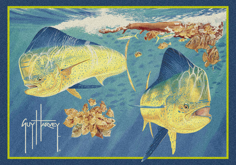 Guy Harvey Dorado Rug