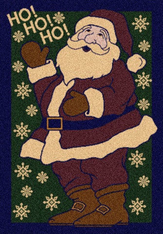 Holiday Ho Ho Ho Rug
