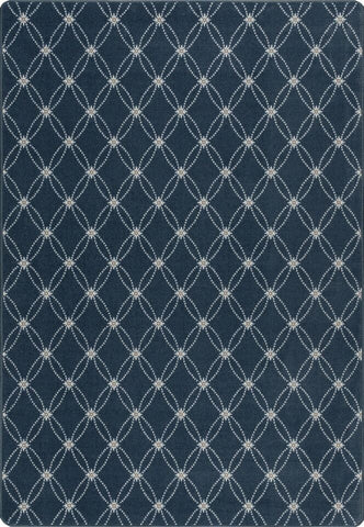 Imagine Pearl Lattice Rug