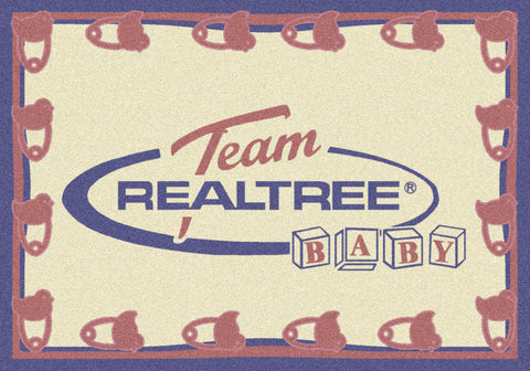 Realtree Baby Girl Rug